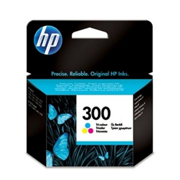 HP 300 CC643EE tribarvna kartuša Deskjet/Photosmar