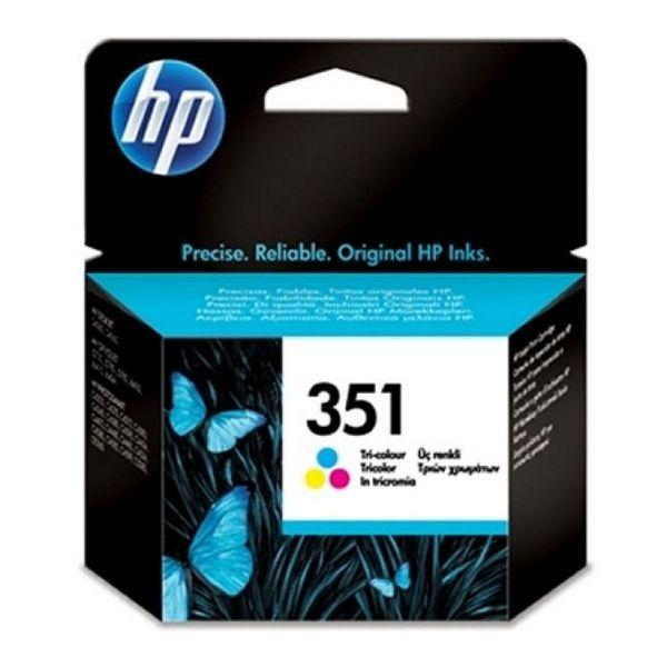 HP 351 CB337EE tribarvna kartuša Officejet/Photosm