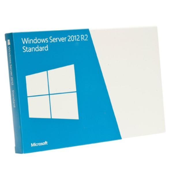 Microsoft Windows Server 2012 R2 Stand. 64bit