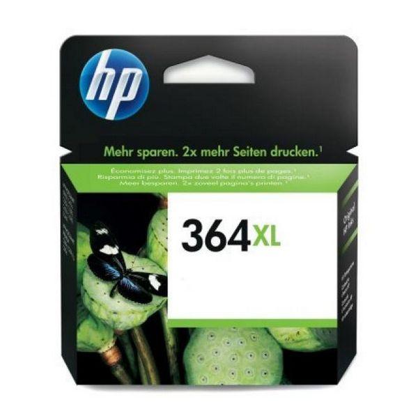 HP 364XL Kartuša Črna CN684EE