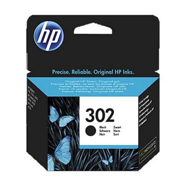 HP 302 F6U66AE črna kartuša Officejet 3830