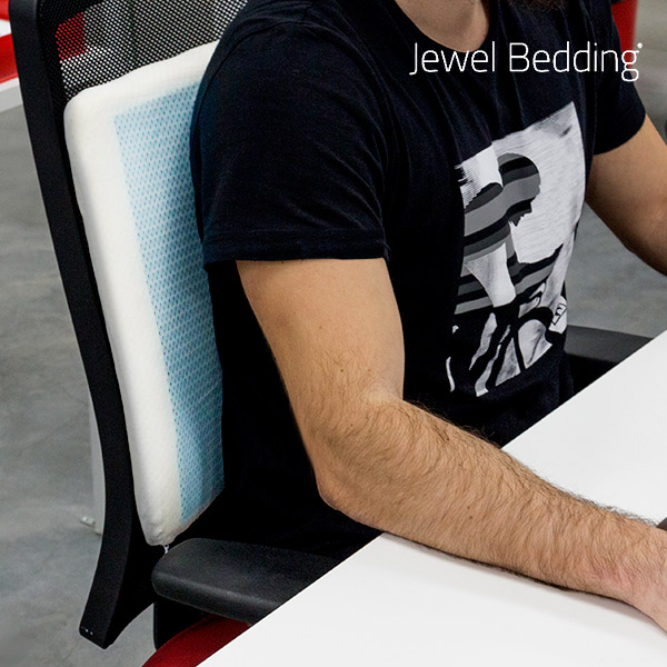 Viskoznoelastična Blazina z Gelom Jewel Bedding