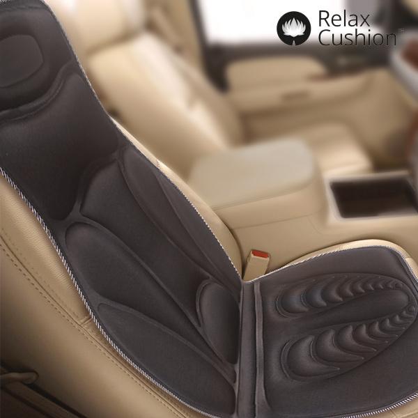 Asiento de Masaje Térmico Shiatsu Relax Cushion