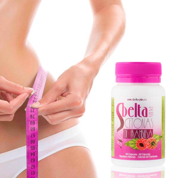 Prehransko Dopolnilo Sbelta Plus Malina Ketone (60 kapsul)