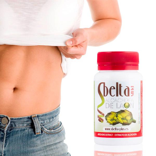 Prehransko Dopolnilo Sbelta Plus Laonska Artičoka (100 tablet)