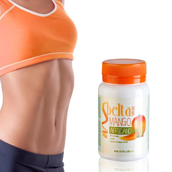 Prehransko Dopolnilo Sbelta Plus Afriški Mango (60 kapsul)