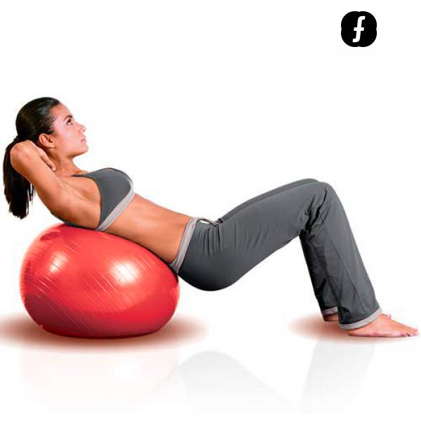Pelota Pilates Body Fitball (55 cm) (4)