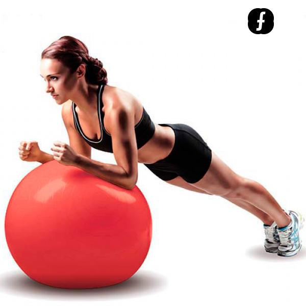 Pelota Pilates Body Fitball (55 cm) (3)