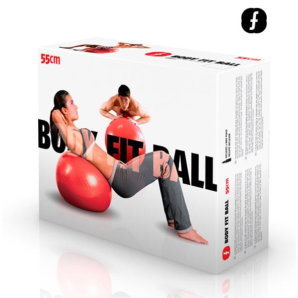 Pelota Pilates Body Fitball (55 cm) (1)