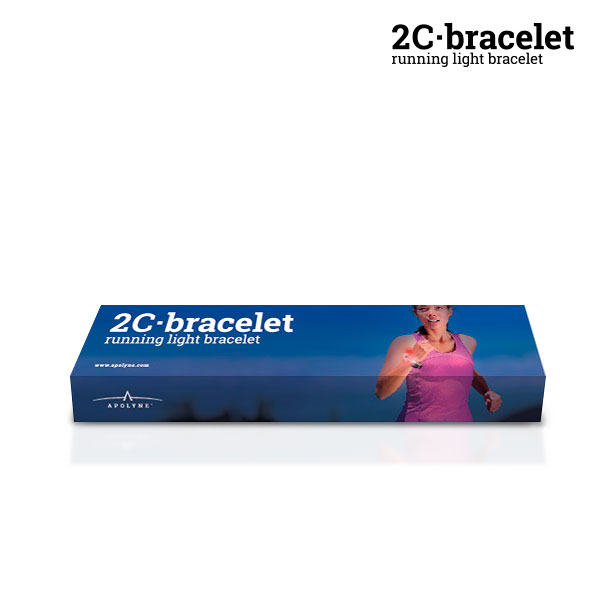 Brazalete Deportivo LED de Seguridad 2C (1)