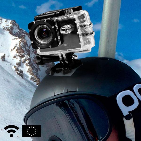 Športna Kamera Z Wi-Fi-jem GoFit