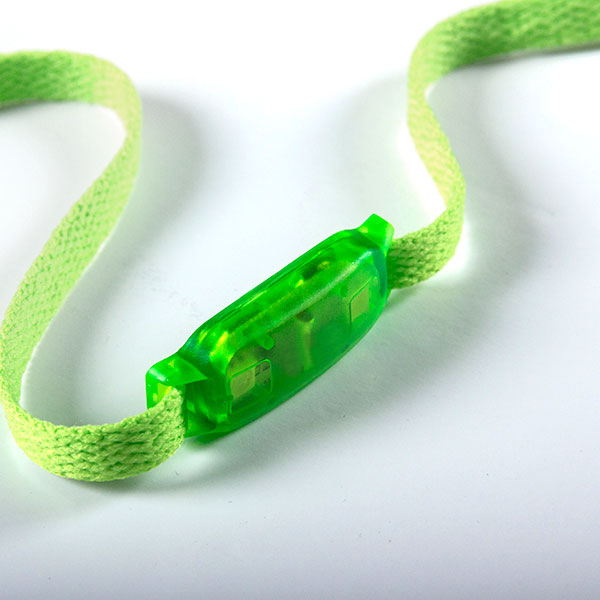 Luz LED de Seguridad para Cordones GoFit (pack de 2) (2)