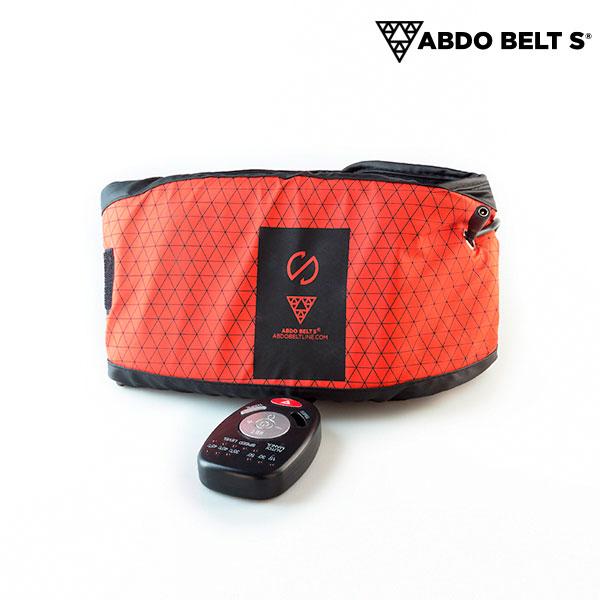 Cinturón Vibratorio con Efecto Sauna Abdo Belt S (2)