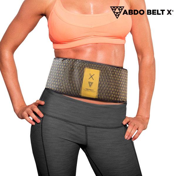 Cinturón Vibratorio Extra Abdo Belt X