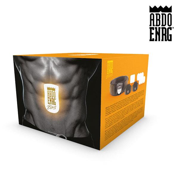 Electroestimulador Abdo ENRG Blast (4)