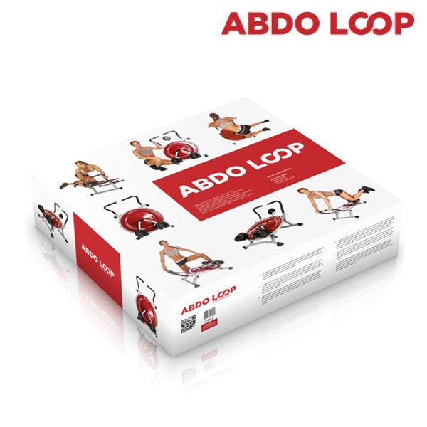 Máquina de Abdominales Circular Abdo Loop (1)