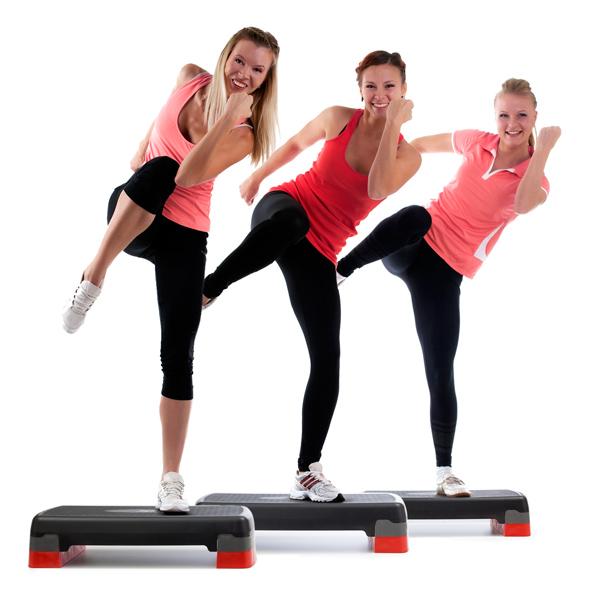 Plataforma de Aerobic Step Sport Xpert