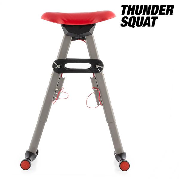 Máquina de Ejercicios para Glúteos Thunder Squat (5)