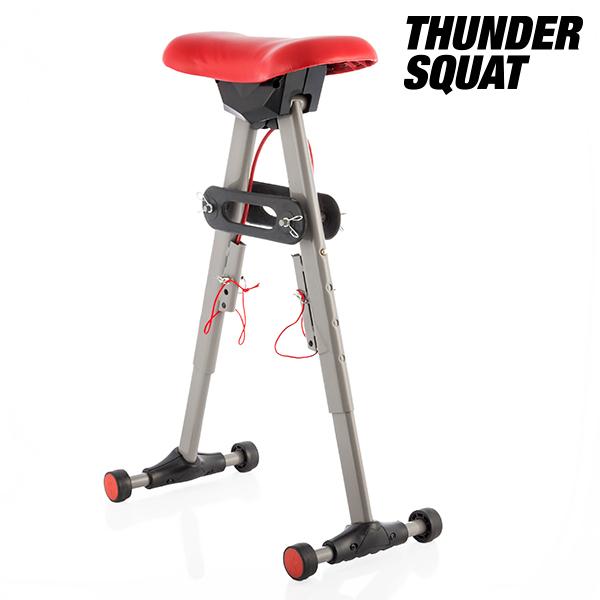 Máquina de Ejercicios para Glúteos Thunder Squat (3)