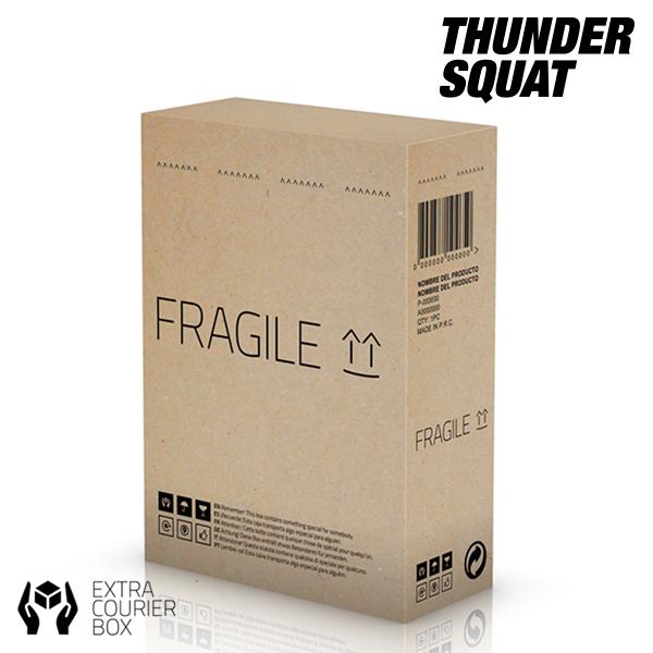 Máquina de Ejercicios para Glúteos Thunder Squat (2)