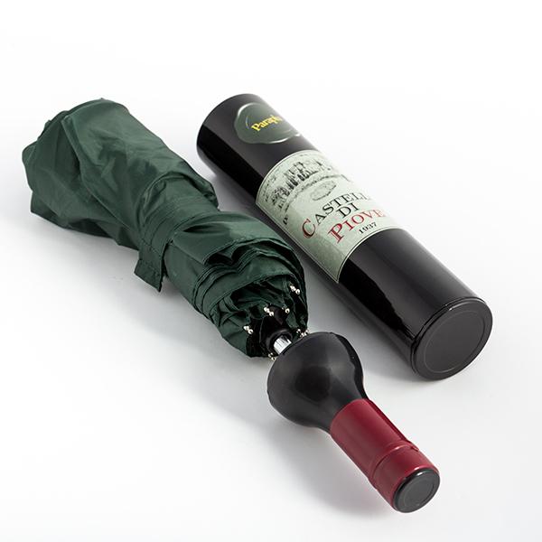Ombrello Bottiglia di Vino