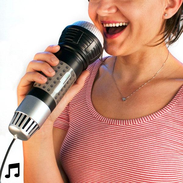 Mikrofon Z Odmevom