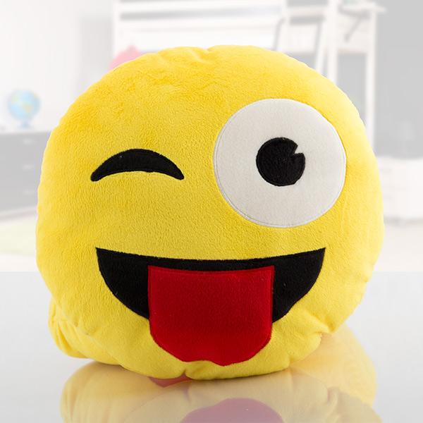 Blazina Emoji Wink