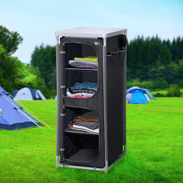 Armario de Camping Campart Travel CU0720