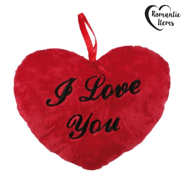 Cuore di Peluche I love You 18 cm