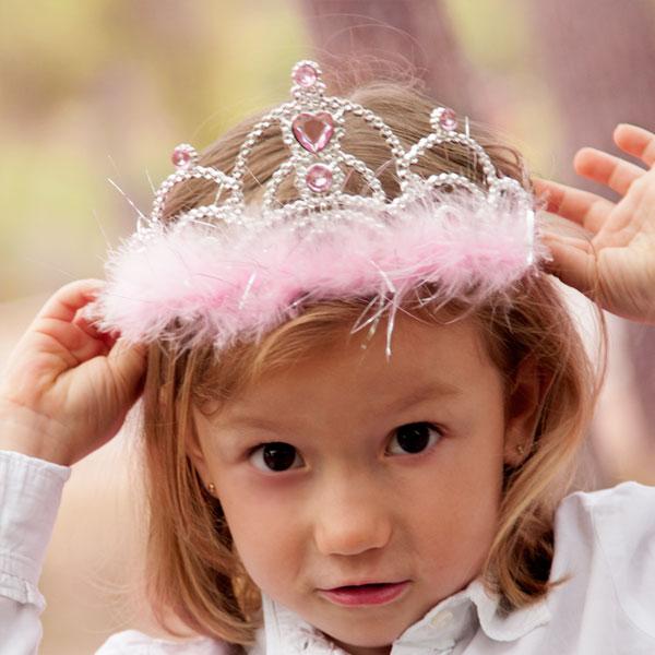 Tiara za Male Princeske