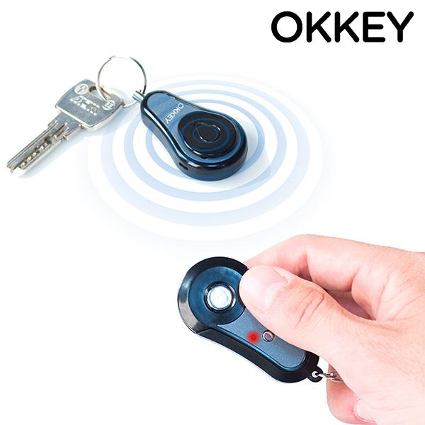 Iskalec Ključev Okkey Plus