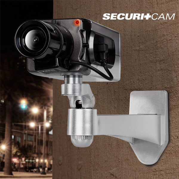 Lažna Varnostna Kamera Securitcam T6000