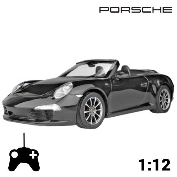 Avto Na Daljinsko Upravljanje Porsche 911 Carrera S