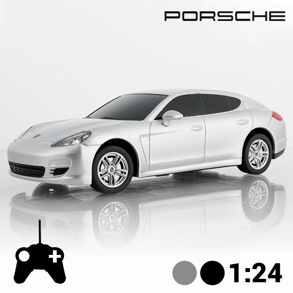 Avtomobil na Daljinsko Vodenje Porsche Panamera - Siva