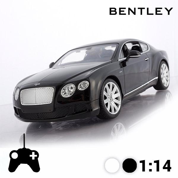 Avtomobil na Daljinsko Vodenje Bentley Continental GT - Črna