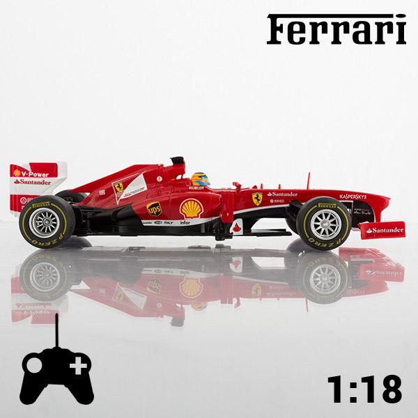 Avtomobil na Daljinsko Vodenje Ferrari F138