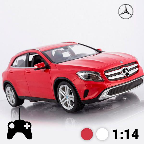 Avtomobil na Daljinsko Vodenje Mercedes-Benz Razred GLA - Rdeča