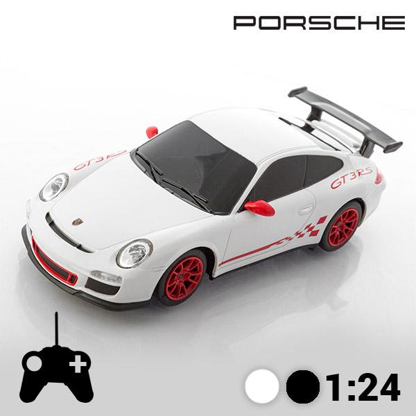 Avto na Daljinsko Vodenje Porsche 911 GT3 RS 1:24 - Bela