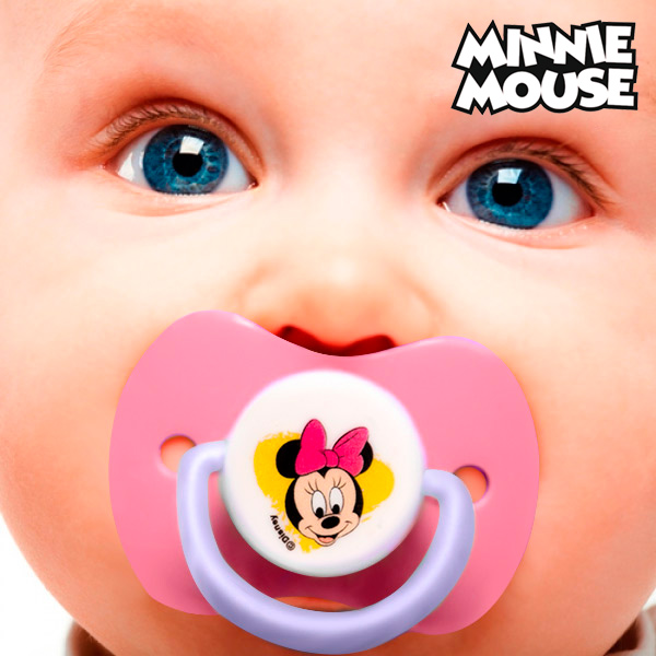 Silikonski Dudi Minnie (paket 2)