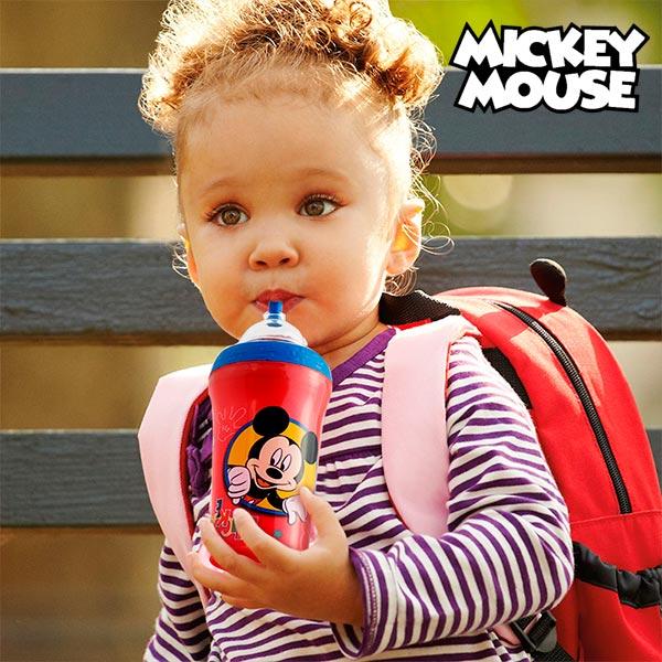 Kozarec s Slamico Mickey in Goofy
