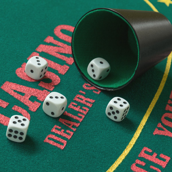 Igra s Kockami Poker