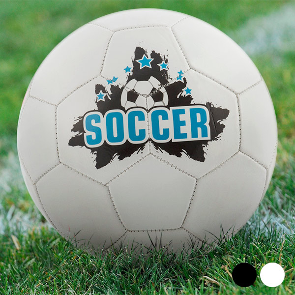 Nogometna Žoga Soccer - Bela