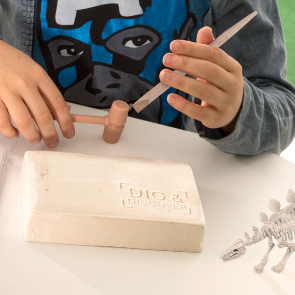 Gioco di Paleontologia per Bambini