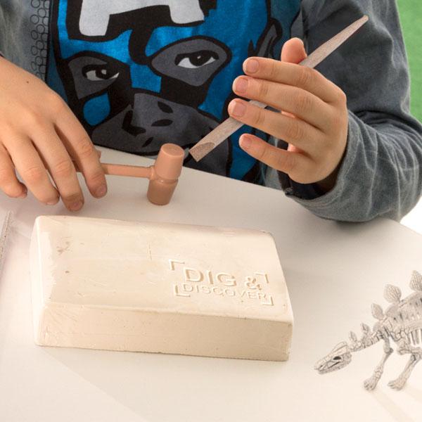 Paleontološka Igrača za Otroke