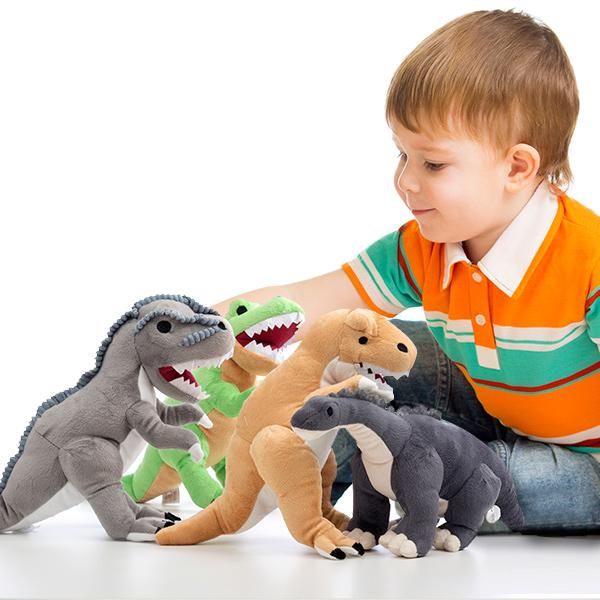 Plišasti Dinozaver