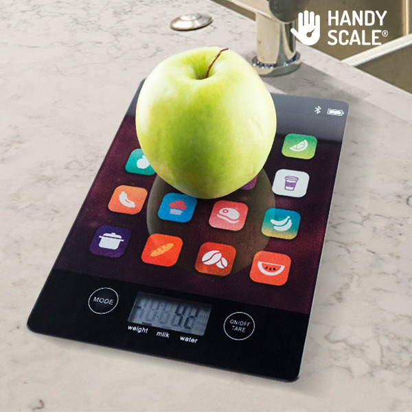 Digitalna Kuhinjska Tehtnica Black ikScale