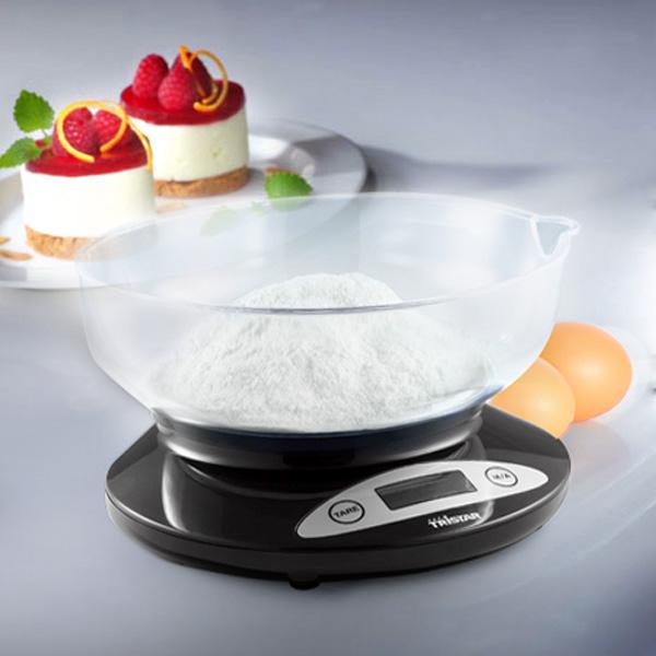 Báscula de Cocina Tristar KW2430 2 kg Negro