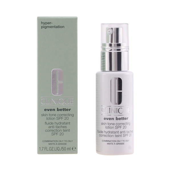 Clinique - EVEN BETTER skin tone correcting lotion SPF20 50 ml