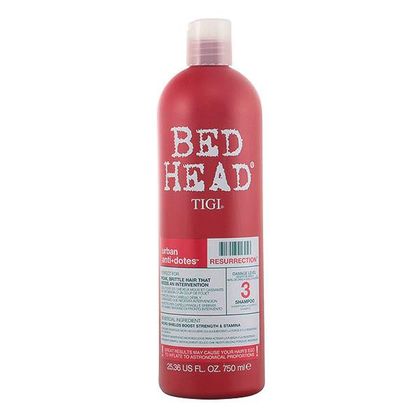 Tigi - BED HEAD urban anti-dotes resurrection shampoo 750 ml