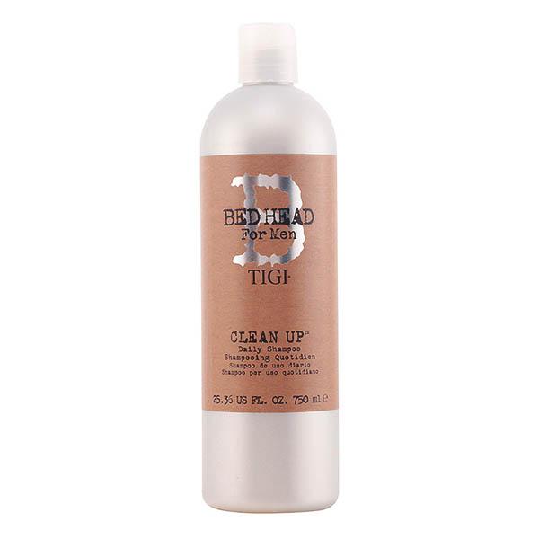 Tigi - BED HEAD FOR MEN clean up daily shampoo 750 ml